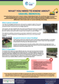 What You Need to Know About Gravel Removal