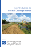 ADA – An introduction to Internal Drainage Boards