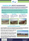 Beach Nourishment – Coastal NFM