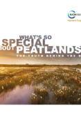 IUCN – What's so special about peatlands