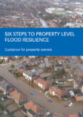 BRE – Six Steps to Property Level Flood Resilience