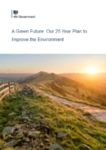 A Green Future – Our 25 Year Plan to Improve the Environment