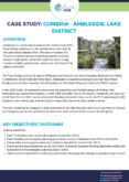 Flood Awareness Case Study: Ambleside, Lake District