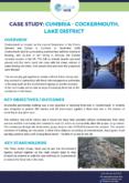 Flood Scheme Case study: Cockermouth, Lake District