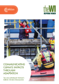 Communicating Climate Impacts Through Adaptation
