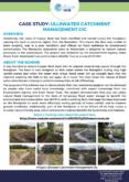Natural Flood Management Case Study: Ullswater Catchment Management CIC