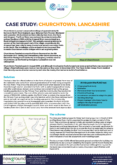 Flood Scheme Case Study: Churchtown, Lancashire