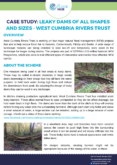 Natural Flood Management Case Study: Leaky Dams of All Shapes and Sizes – West Cumbria Rivers Trust
