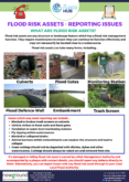 Flood Risk Assets – Reporting Issues