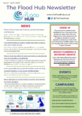 The Flood Hub Newsletter: Issue 1, April 2020