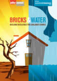 Bricks & Water: Building resilience for England's homes