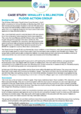 Community Case Study: Whalley & Billington Flood Action Group