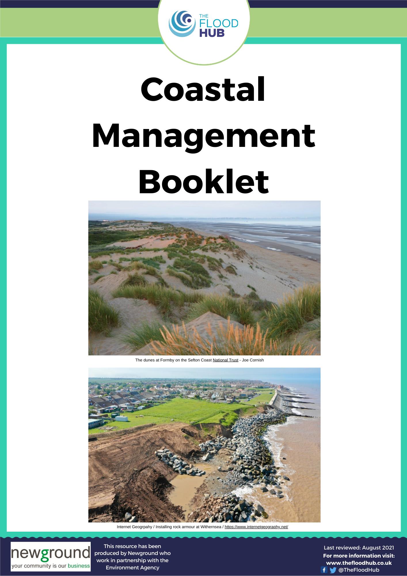 Coastal Management Booklet
