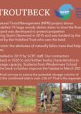 Natural Flood Management Case Study: Bell Beck, Troutbeck – South Cumbria Rivers Trust