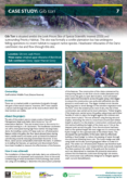 Natural Flood Management Case Study: Gib Torr – Cheshire Wildlife Trust