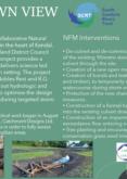 Natural Flood Management Case Study: Kendal Town View Fields – South Cumbria Rivers Trust