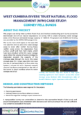 Natural Flood Management Case Study: Corney Fell Bunds