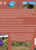 Natural Flood Management Case Study: Reston Scar and Black Crag – South Cumbria Rivers Trust