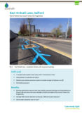 Sustainable Drainage Systems (SuDS) Case Study: Susdrain East Ordsall Lane, Salford
