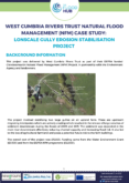 Natural Flood Management Case Study: Lonscale Gully Erosion Stabilisation Project