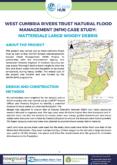 Natural Flood Management Case Study: Matterdale Large Woody Debris