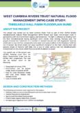 Natural Flood Management Case Study: Threlkeld Farm